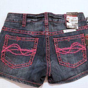 NWT Cowgirl Tuff Co. Shorts
